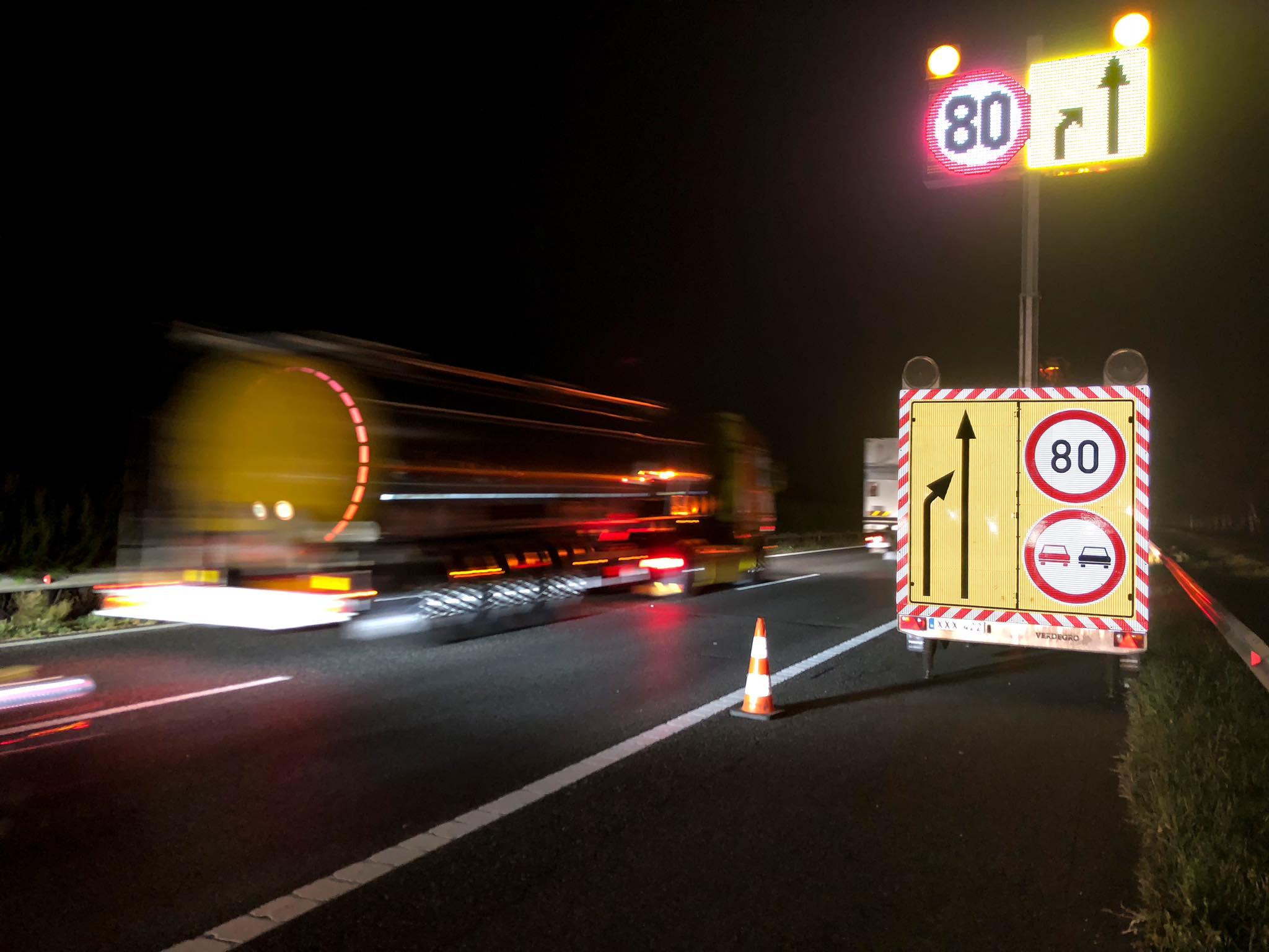 Magyar Közút útfelújítás országút