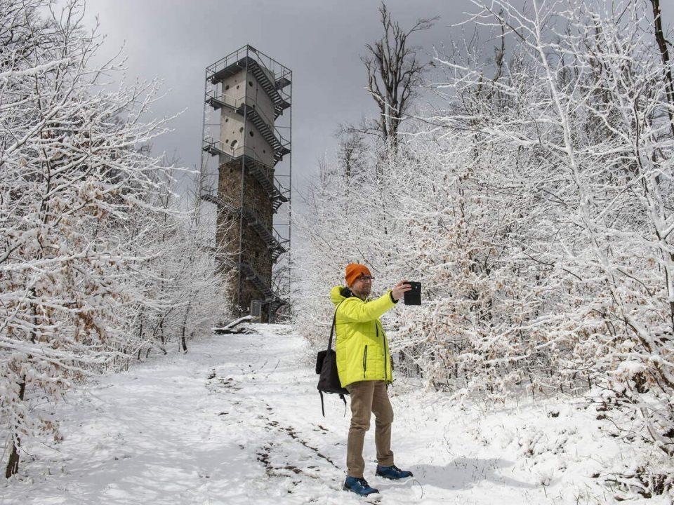 Havazás a Mátrában