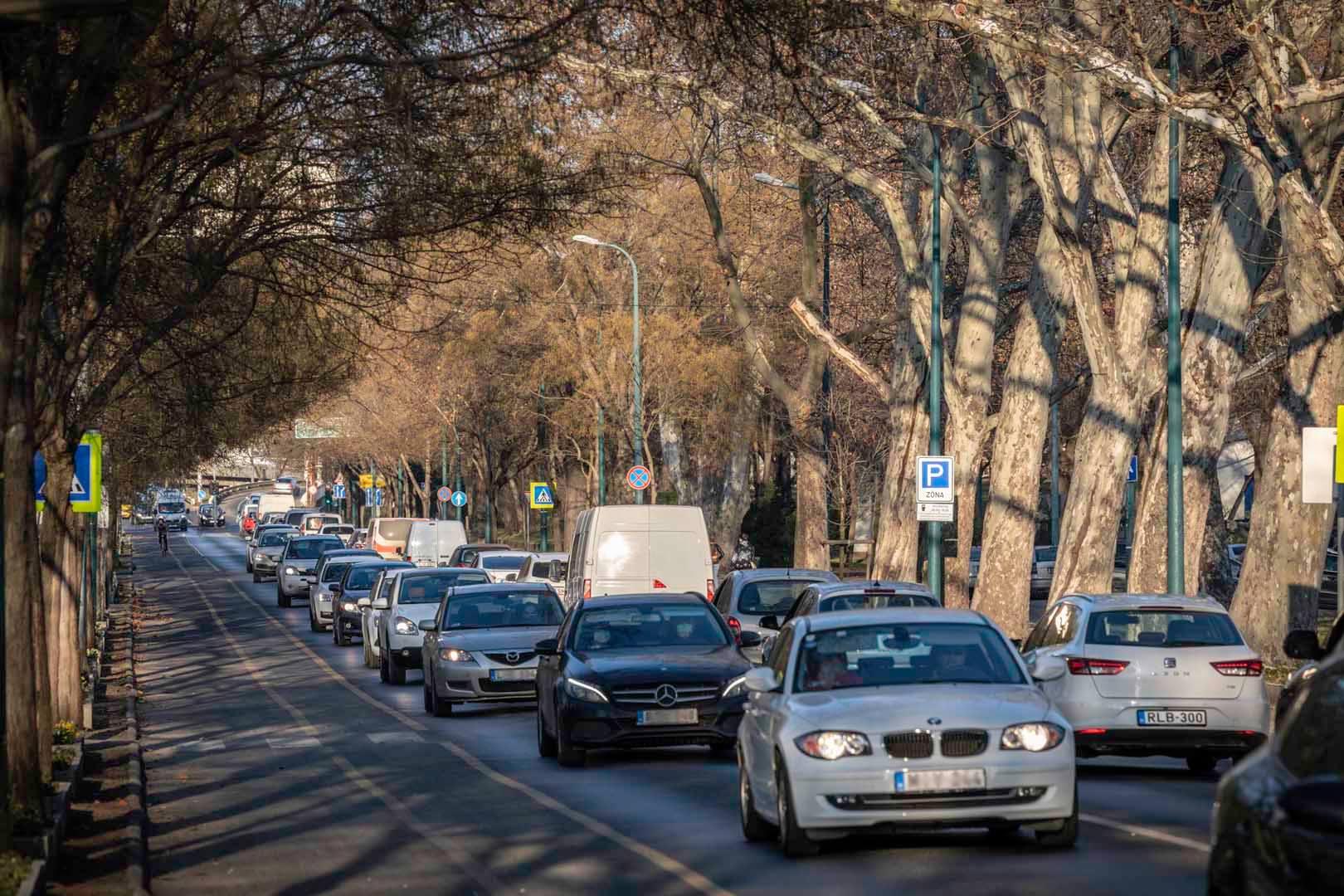 városliget autók