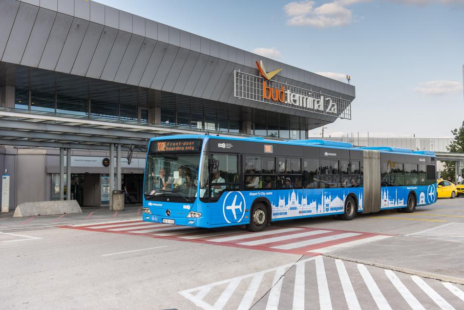 100E reptéri bkk járat