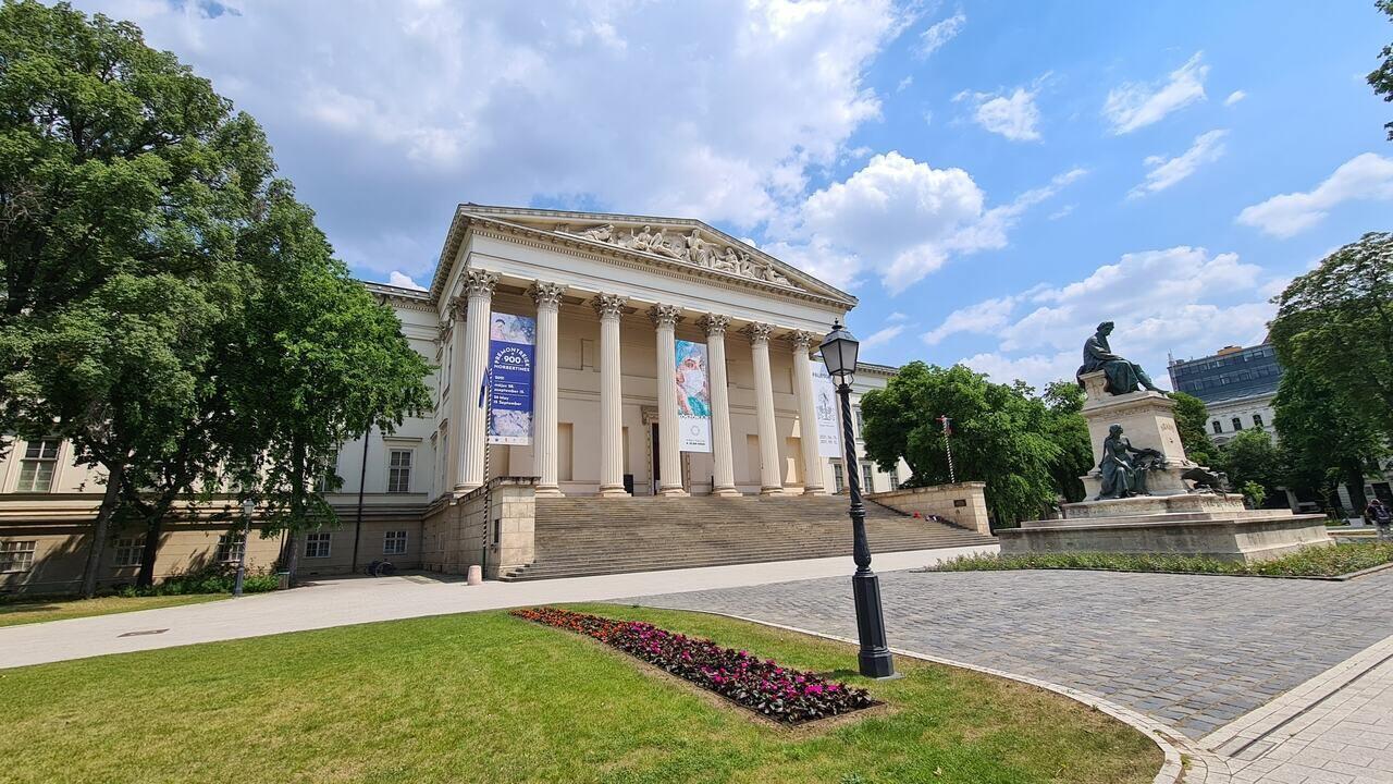 Magyar Nemzeti Múzeum kató alpár