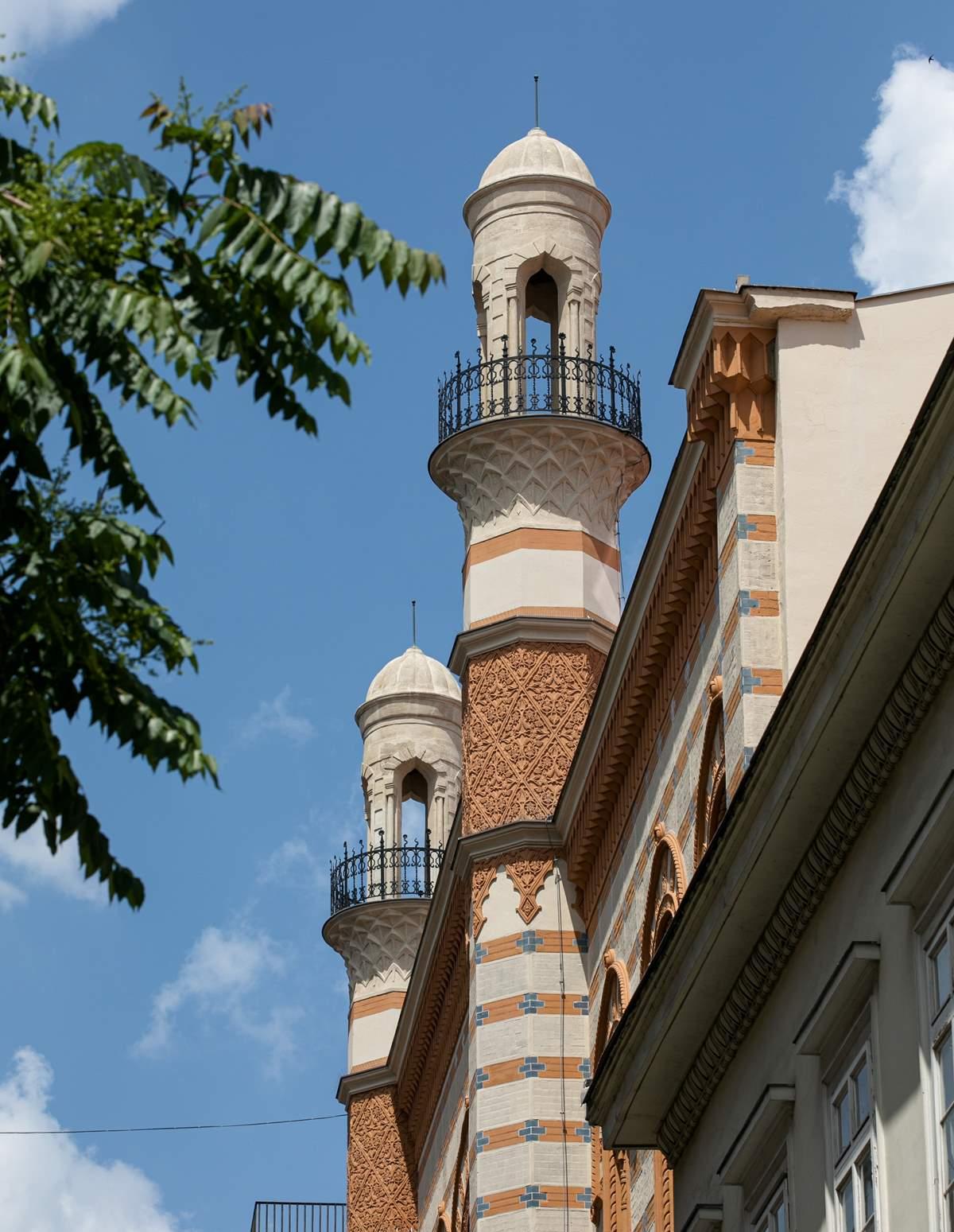 Rumbach utcai zsinagóga