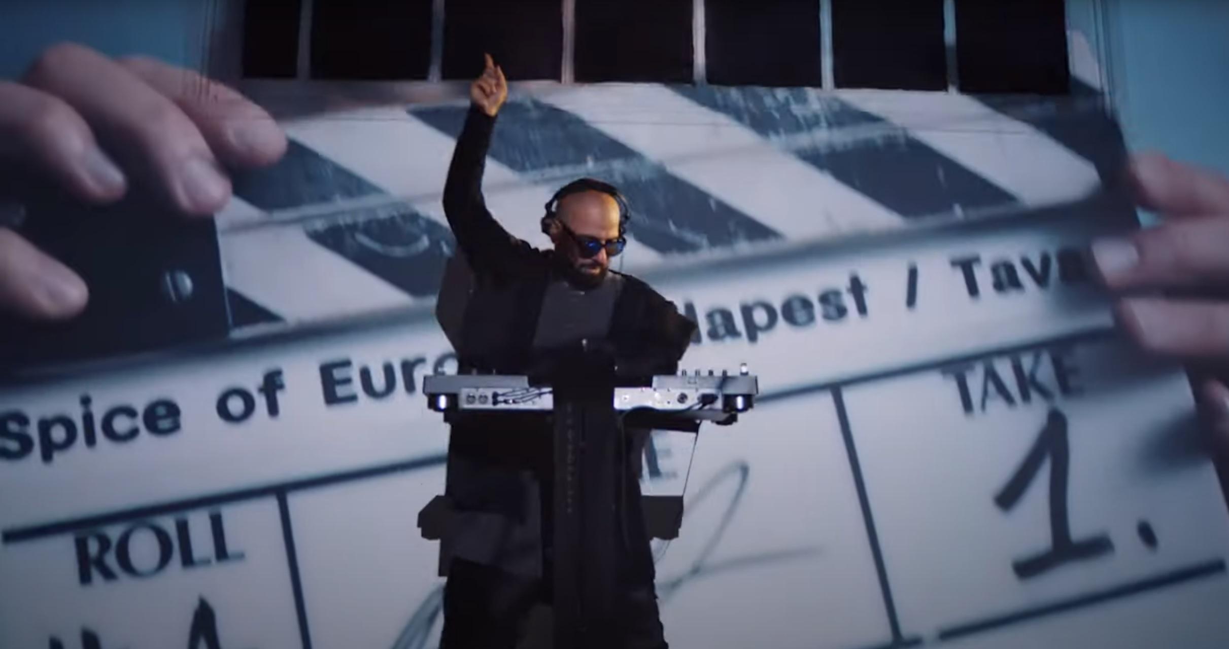 Lotfi Begi George Ezra világszerte ismert Budapest című számát gondolta újra