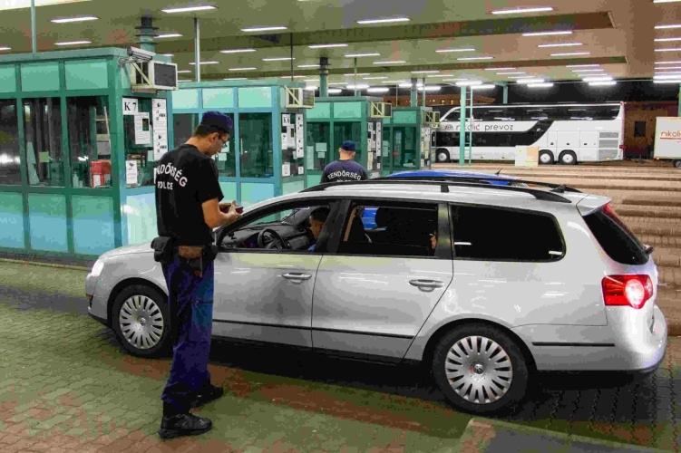 határ rendőrség