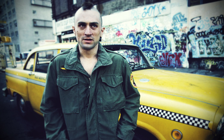 Robert de Niro - Taxisofőr