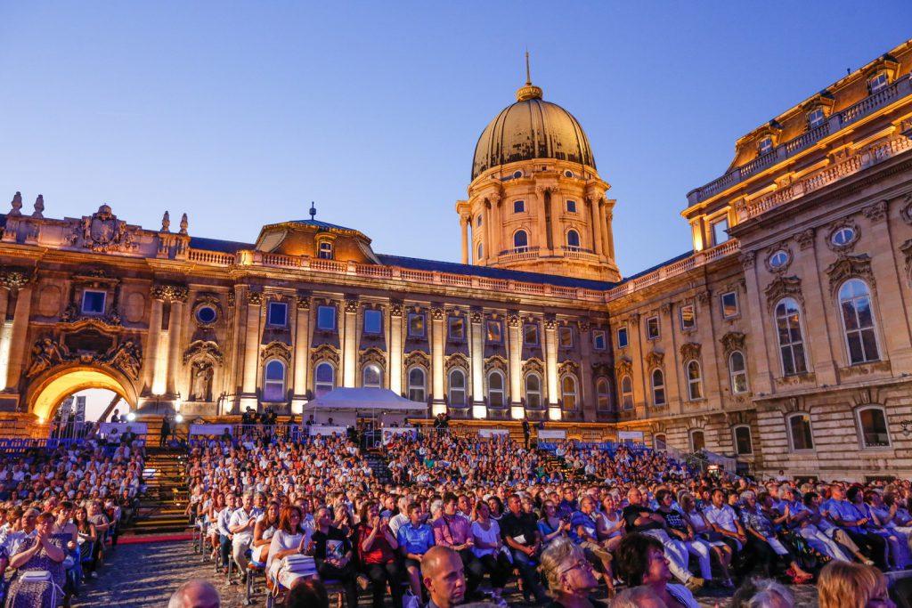Budavári Palotakoncert operett