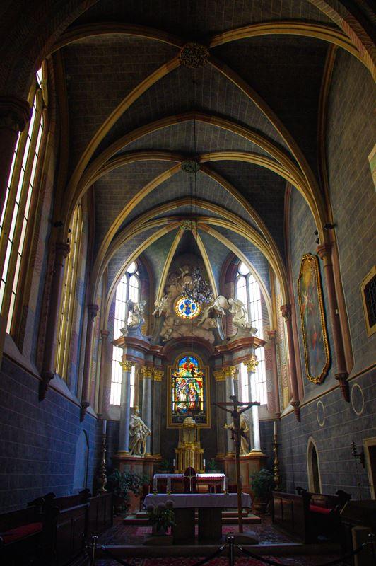 A ferencesek temploma Pozsonyban