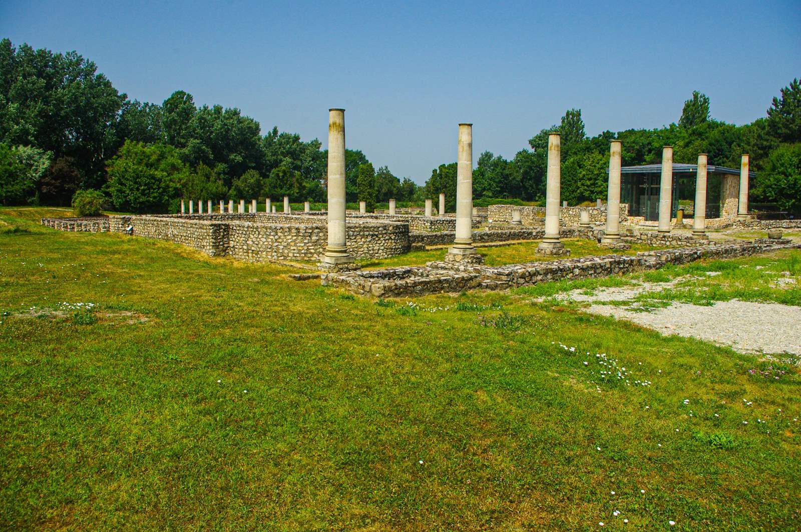 Tác Gorsium múzeum
