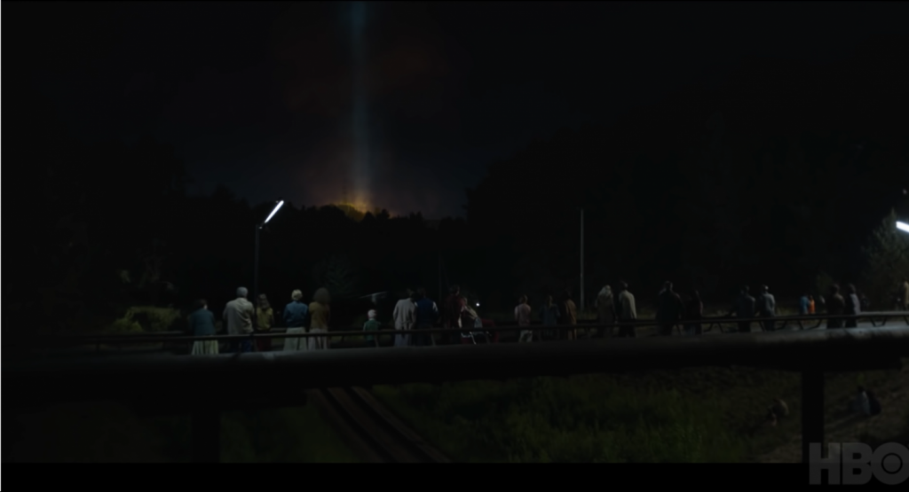 HBO GO Csernobil hídja