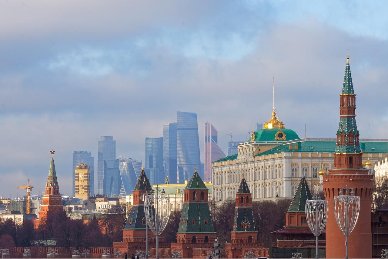 kreml oroszország