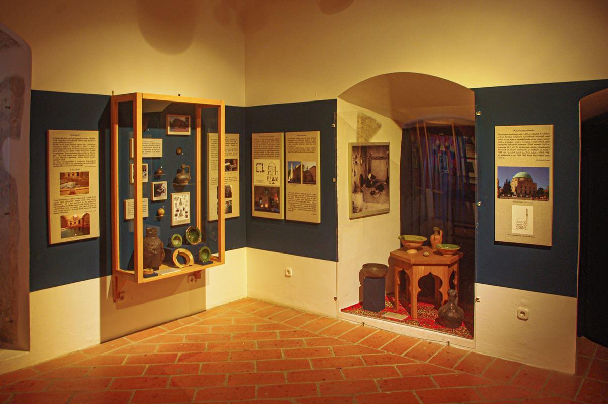 Kiállítás a dunaföldvári várban