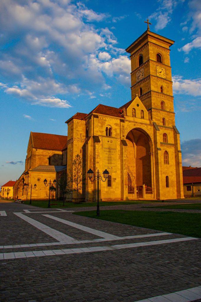 Szent Mihály-székesegyház Gyulafehérváron