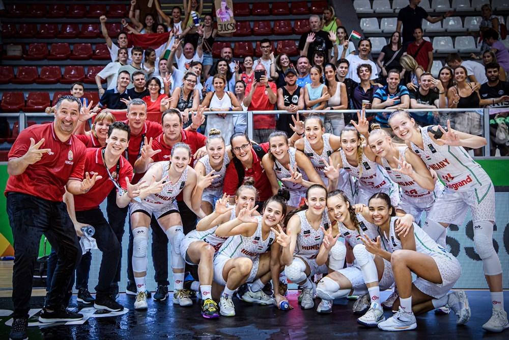 U19-es női kosárlabda-vb - Bronzérmes a magyar csapat