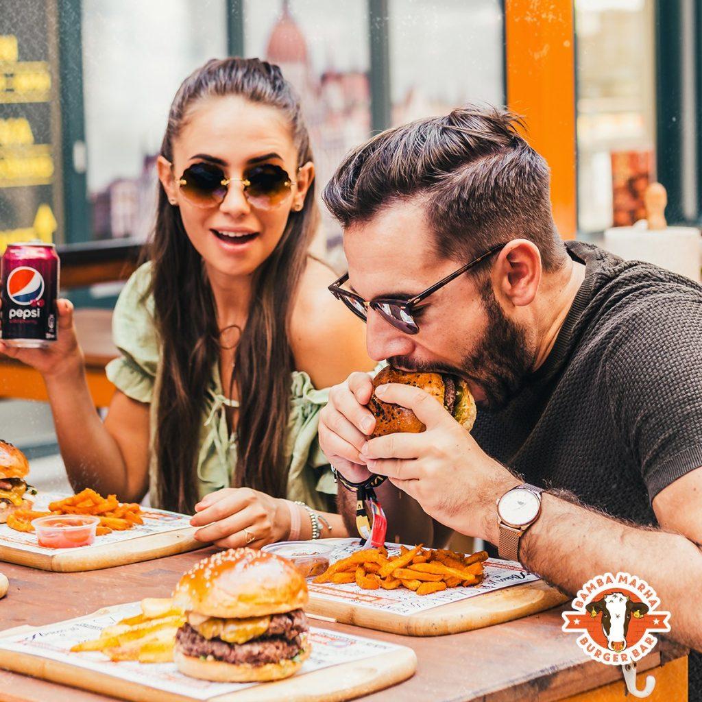 Bamba Marha Burger Bár