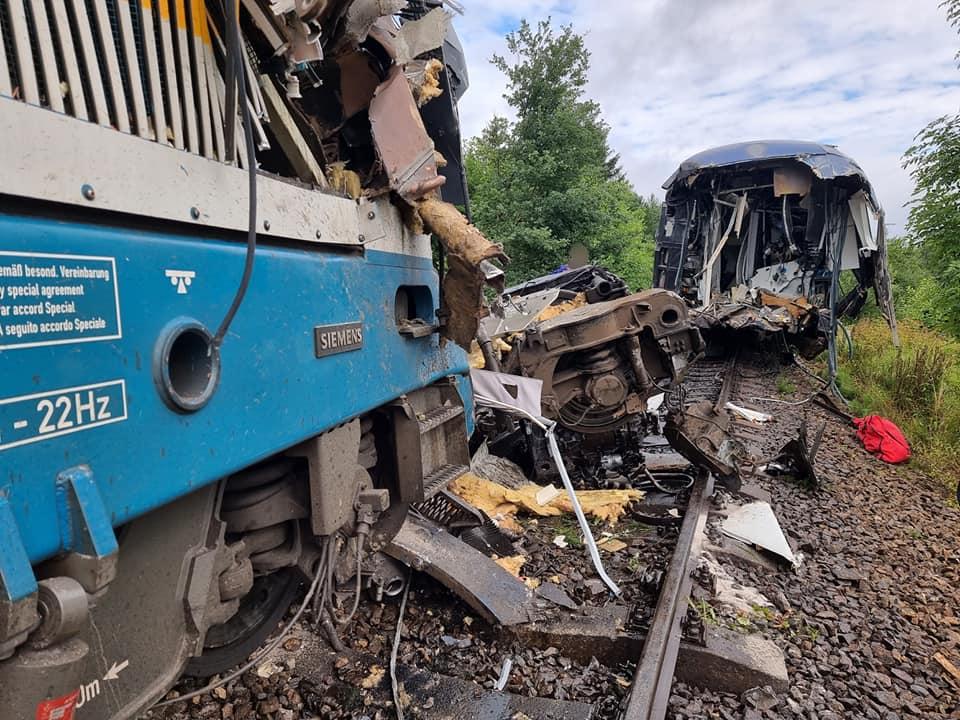 csehország vonatbaleset