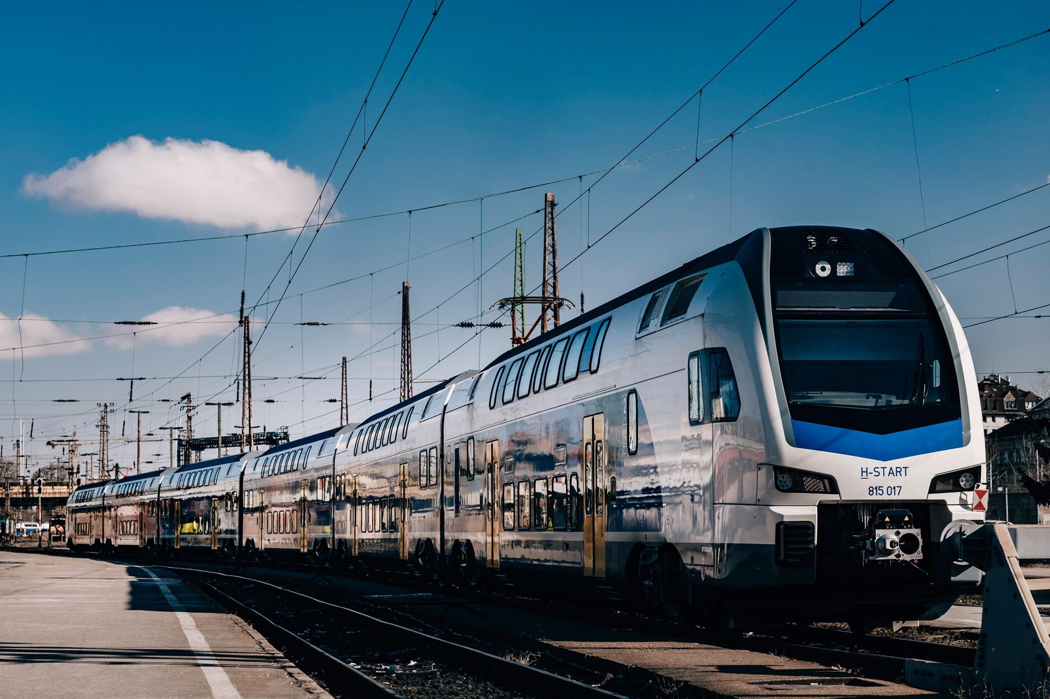 emeletes vonatok