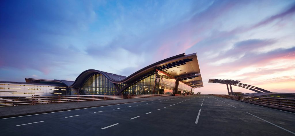 hamad katar nemzetközi repülőtér