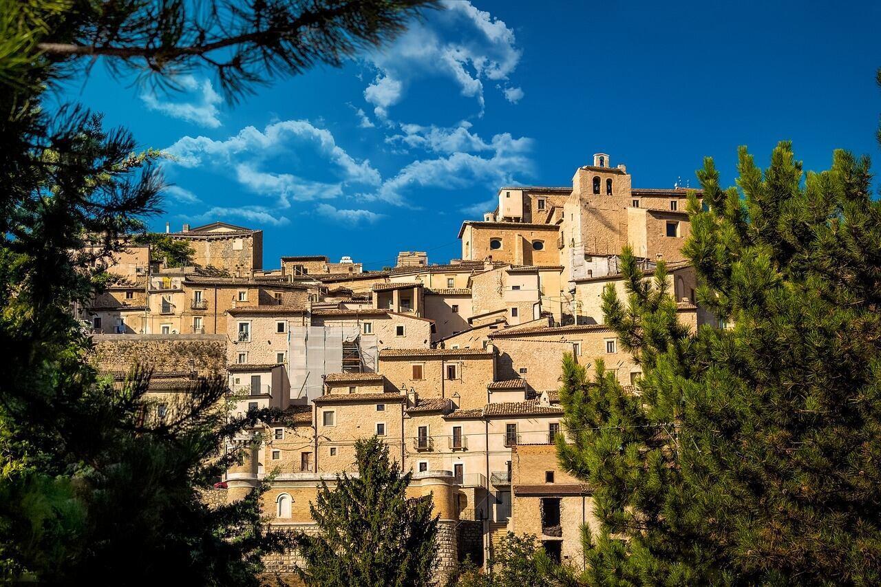 olaszország falu