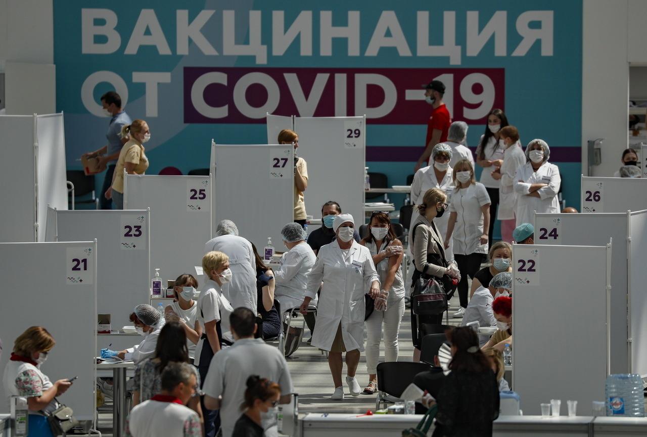 Koronavírus - Oroszország