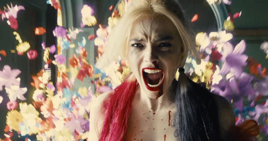 Öngyilkos Osztag Harley Quinn