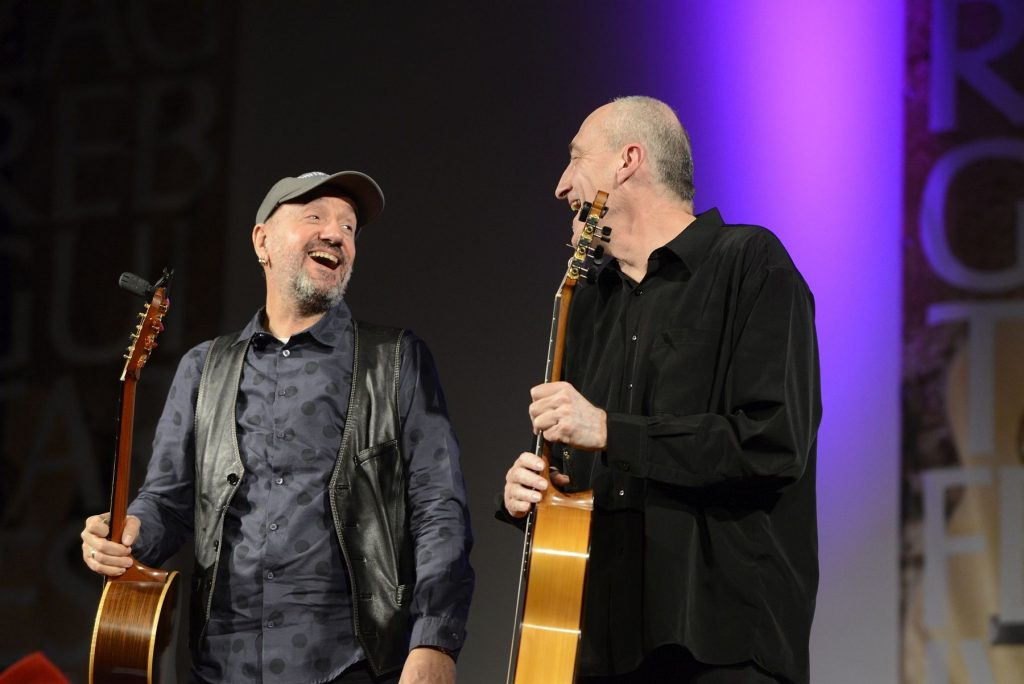 Miloslav Tadic és Vlatko Stefanovski