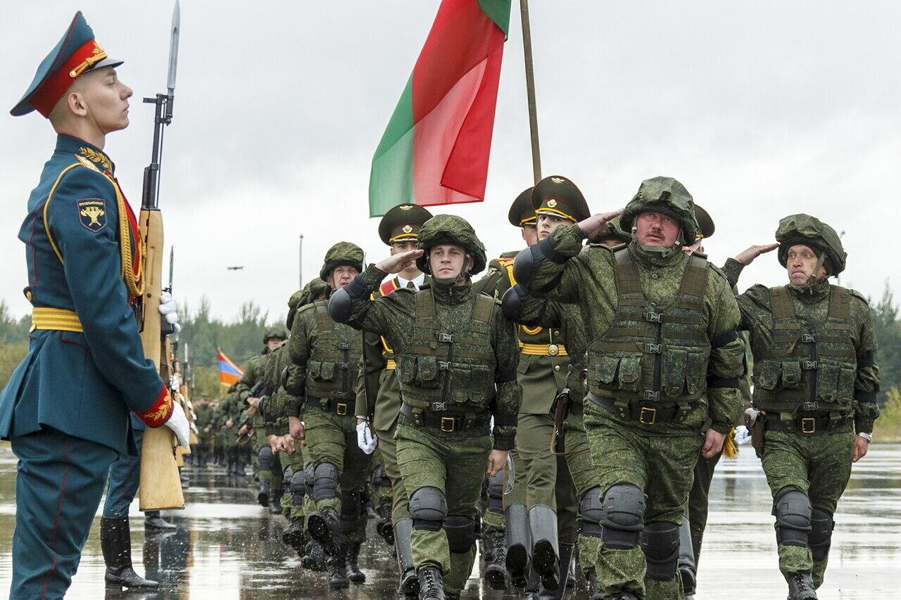 Zapad-2021 fedőnevű, orosz-fehérorosz hadgyakorlat