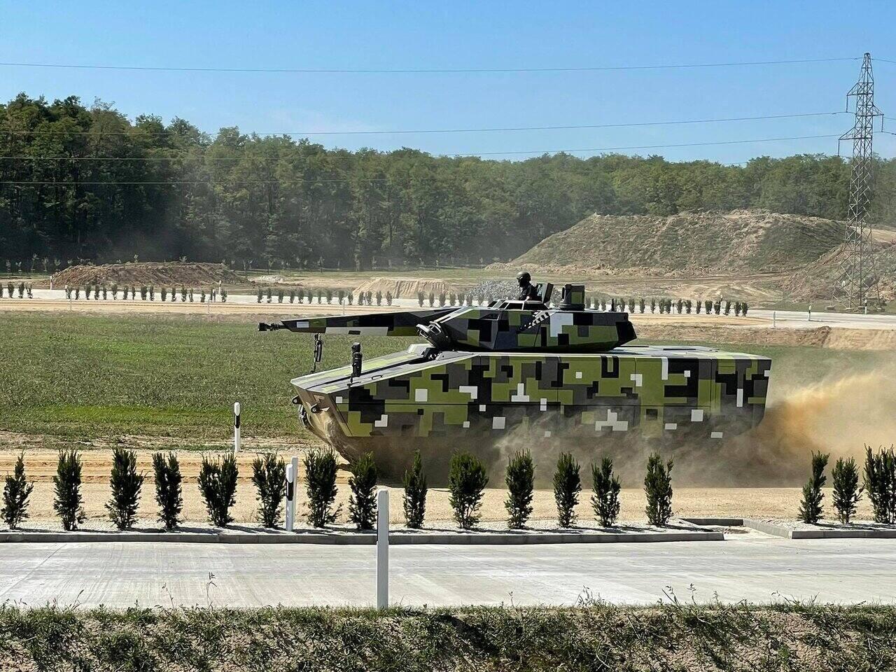 Lynx, gyalogsági harcjármű