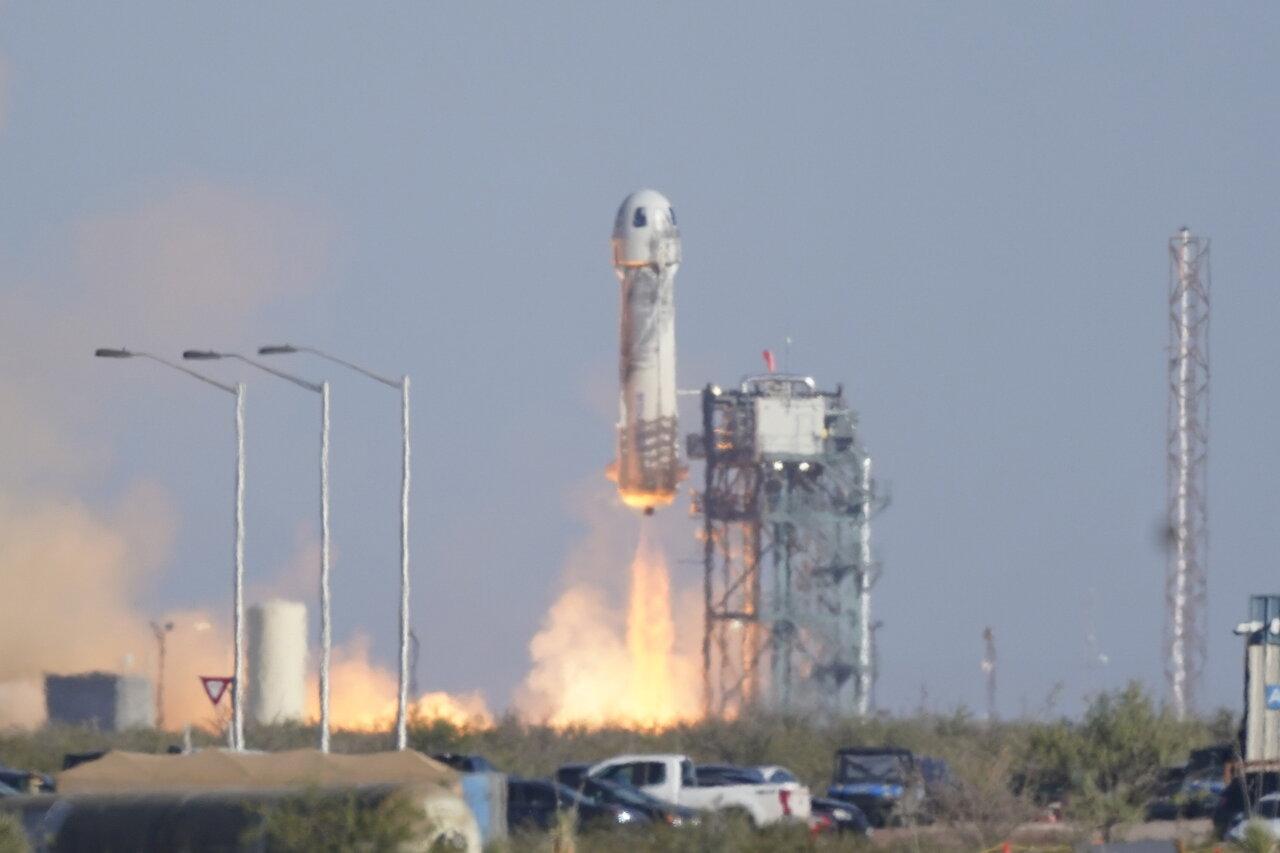 Blue Origin rakétája