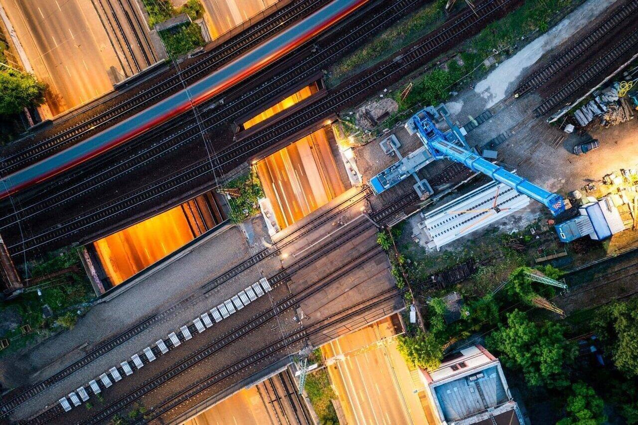 A B27-es vasúti híd